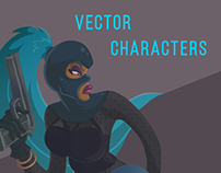 Character design (vectors)