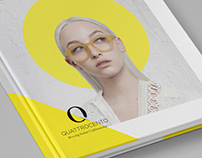 Quattrocento eyewear catalogue SS'16