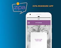 Zipa-Reward App