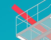 Isometric illustration ▟
