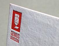 Genius Division Business Cards #01