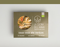 LA CUCINA DELL'ANIMA | Brand Identity - Packaging