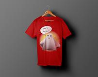 T-shirt designs (illustration)