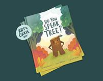 Do You Speak Tree_Graphic Novel Illustration