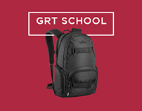 GRT School Branding & Website