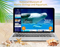 Aug. 23, 2017 Web Design / NMMBA Ocean Tag