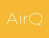 AirQ - Air Pollution Tracker