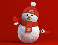 Algida / Snowman