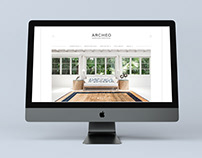 Archeo Gallery Website