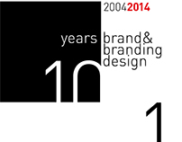 Logo Design 2004 - 2014 Vol.1