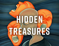 Hidden Treasures - Adobe Contest