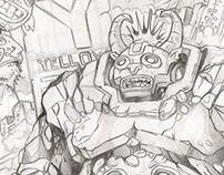 """""""Sketch Leyendas de Color"""""""