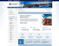 University of Arizona Course Design Template