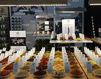 BATAVIA Food Expo 15 Exhibition Stand