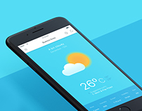 – How is the weather? / UX UI Project
