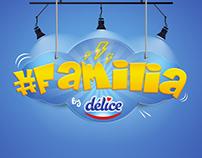 Web série #Familia
