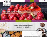 Confectionery website