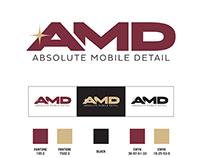 AMD: Absolute Mobile Detail Logo Presentation & Wrap