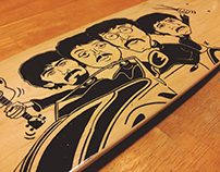 The Beatles Cruiser