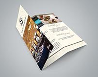 Brochure Design || Senator Hotel Lebanon
