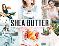Free Shea Butter Mobile & Desktop Lightroom Presets