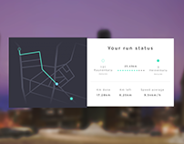 Location Tracker - #DailyUI #020