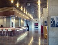 2014 | Polonez Café – Interior