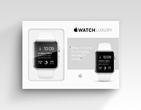 Packaging for apple watch