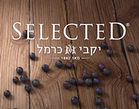 """Selected"" Wine Tv spot"