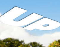 Branding for Pixar's UP: Title Design & Production Art
