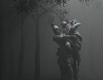 fog sculptures