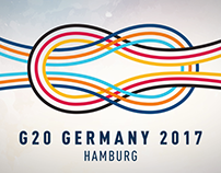 G20 Germany 2017 Sting