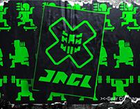 JUNGLE X-Gear | New Identity for sports brand