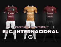 SOCCER KIT // Esporte Clube Internacional