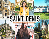Free Saint Denis Mobile & Desktop Lightroom Presets