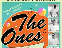 The Ones: Album Release Party Visual