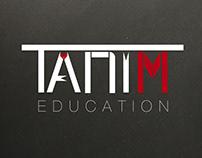 Logo for education center