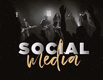 Social Media - Olivia Ferreira