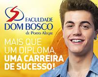 Faculdade Dom Bosco | Vestibular