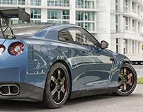 Nissan GTR-V