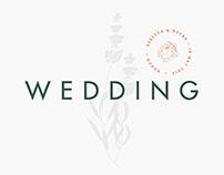 Wedding Invitation / Full Stationery Set