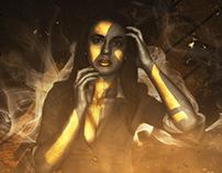 Smoky Golden Girl