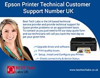 Epson printer support number uk