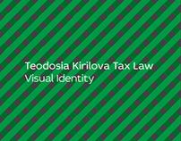 Teodosia Kirilova Visual identity