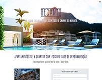 Recanto - Landing Page
