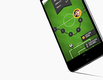 Footieheadz mobile application