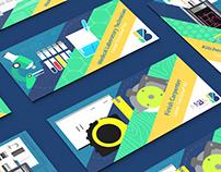 BridgeYear Cover and Label Designs