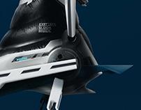 Footware: Deep Future - Biomechatronics