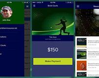 Tennis Source App