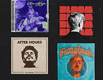 Couverture d'albums